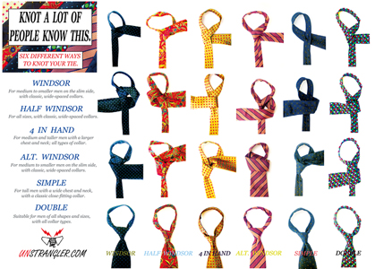 tie a full windsor knot instructions